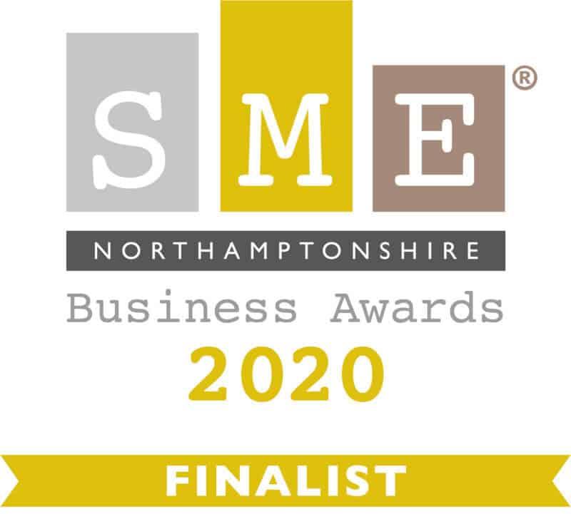 SME Northamptonshire Business Awards 2020 Finalist