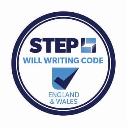 STEP Will Writing Code England & Wales