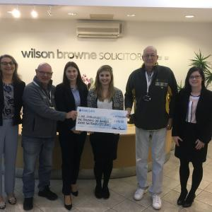Northamptonshire Community Foundation with Wilson Browne Solicitors