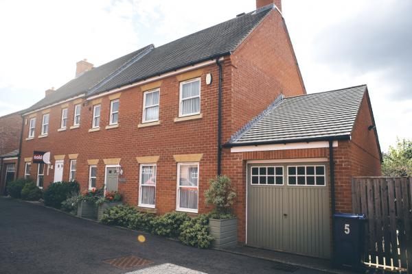 Conversion Of Attached Domestic Garage To Small Commercial Bakery Was Not A Material Change Of Use (Planning Inspectorate)