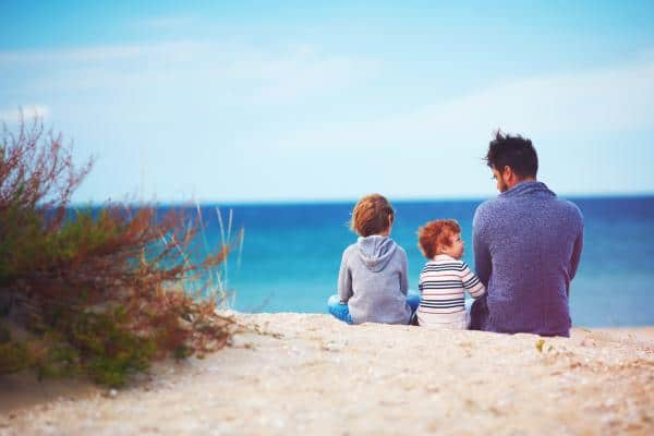 Summer Holidays for Separated Parents