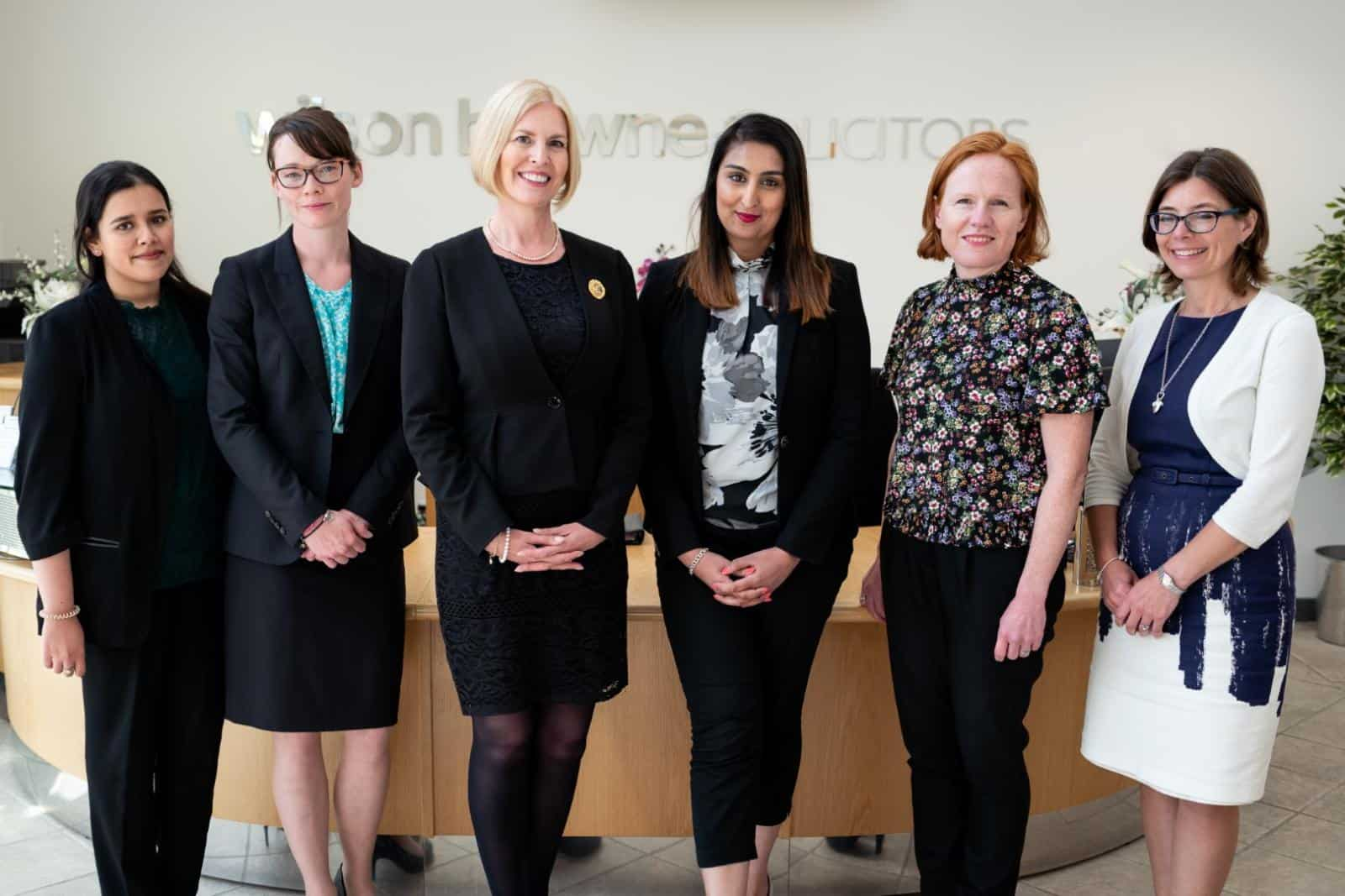 Our Solicitors with Christina Blacklaws