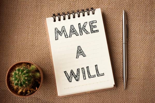 """""""I Must Make A Will This year!""""…"""