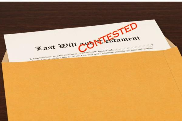 Contested Wills, Trusts, Probate and Estate Claims (Overview)