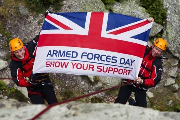 It's Armed Forces Week 2020