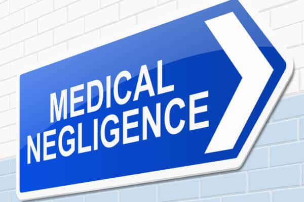 What are the 4Ds of Medical Negligence?