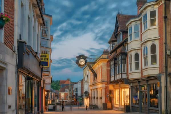 Government publishes strategy to regenerate high streets